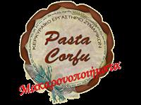 Μακαρονοποιήματα Λογότυπο Pasta Corfu