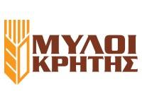 Μύλοι Κρήτης Λογότυπο