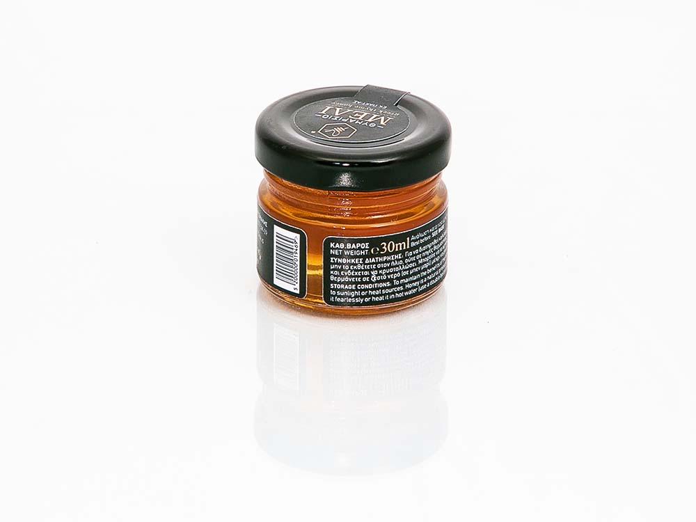Εκ Πακτίας Μελισσοκομική Θυμαρίσιο Μέλι 30 ml Πάρος 2