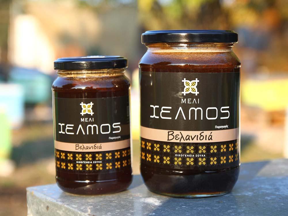 Μελισσοκομία Χελμός Καλάβρυτα Μέλι Βελανιδιά