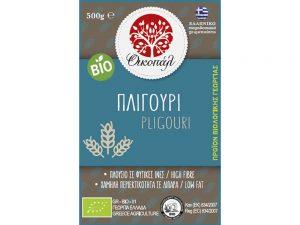 Οικοπάλ Προϊόντα Βιολογικής Γεωργίας Τρίκαλα Πλιγούρι