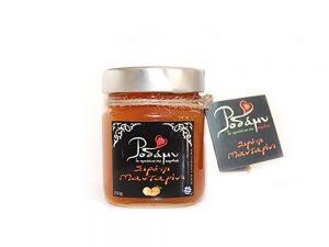 Ροδάμυ Τα προϊόντα της καρδιάς Φυσικοί Χυμοί Μαρμελάδες Γλυκά Ερμιόνης Σιρόπι Μανταρινιού