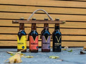 Siris Microbrewery Μικροζυθοποιία Σερρών Voreia Beer
