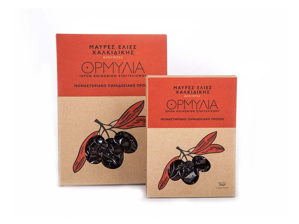 Lamda Foods Ποιοτικά Μεσογειακά Προϊόντα Γιαννιτσά Ελιές Χαλκιδικής Θρούμπες