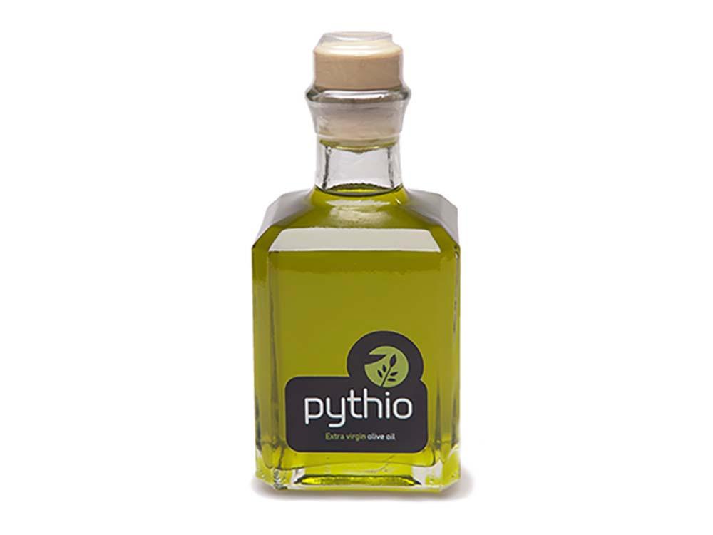 Pythio Βιολογικό Εξαιρετικά Παρθένο Ελαιόλαδο Σερνικάκι Φωκίδας