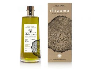 Rhizoma Extra Virgin Olive Oil Κρανίδι Extra Virgin Olive Oil