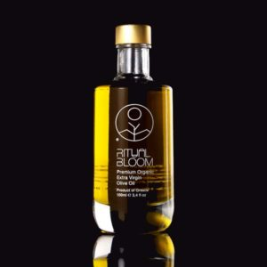 Ritual Bloom Premium Organic Extra Virgin Olive Oil Σπάρτη