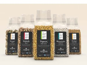 SALAMOUSAS Agrifood Παραγωγή & τυποποίηση αλεύρων, σιτηρών & οσπρίων Λήμνος Ποιοντα