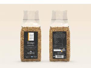 SALAMOUSAS Agrifood Παραγωγή & τυποποίηση αλεύρων, σιτηρών & οσπρίων Λήμνος Σιτάρι Αποφλοιωμένο 'Λήμνος'