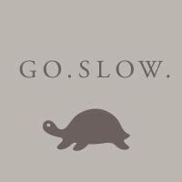 Go Slow Olive Oil Messinia Logo